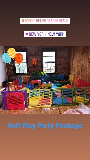 Soft Play Party Package-
